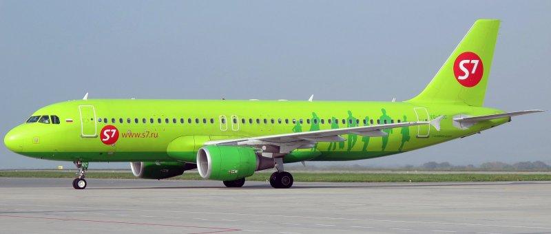 Директора S7 Airlines одобрили лизинг еще 16 Airbus A320neo