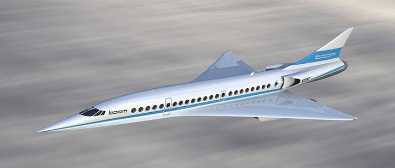 Американские компании хотят возродить сверхзвуковые перелеты