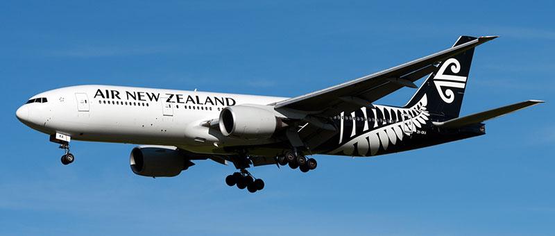 Air New Zealand Boeing 777-200