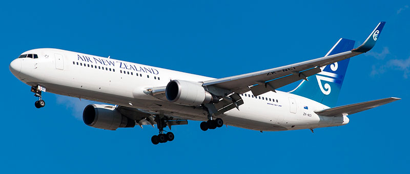 Air New Zealand Boeing 767-300