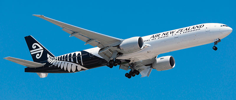 Air New Zealand Boeing 777-300