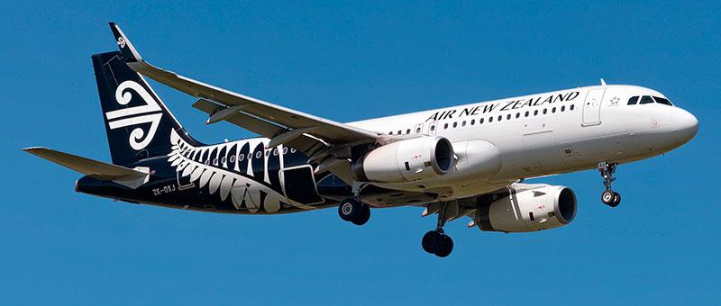 Air New Zealand Airbus A320-200