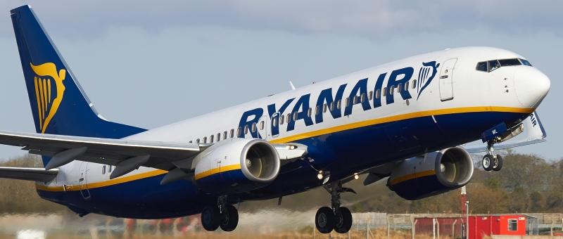 Авиакомпания Ryanair начнет летать из основного аэропорта Франкфурта