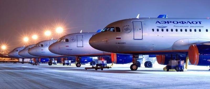 Группа «Аэрофлот» в течение двух лет увеличит авиапарк на 68 единиц техники