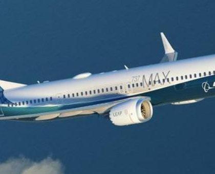 Американская компания Boeing представила Boeing 737MAX-10