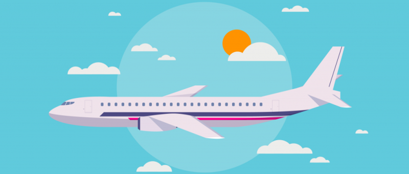 Отчет IATA: Самолеты самый безопасный вид транспорта