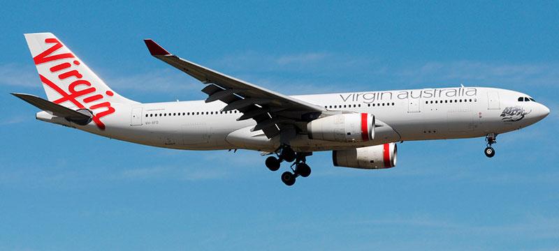 Airbus A330-200 Virgin Australia