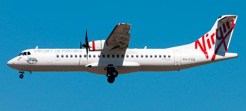 Virgin Australia ATR-72-500