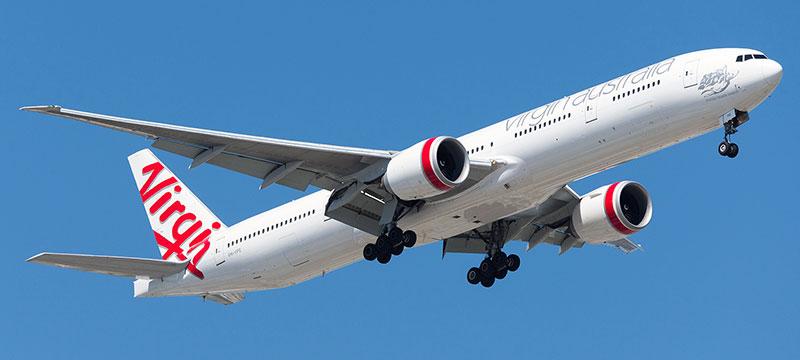 Virgin Australia Boeing 777-300