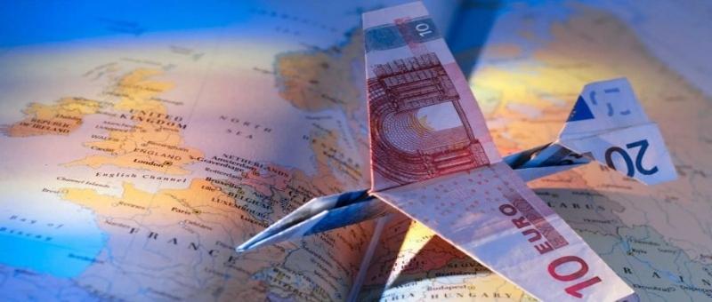 Как грамотно летать лоукостерами. Российский путешественник облетел 19 стран за 19 650 рублей.