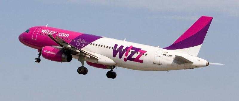 Wizz Air приходит в Санкт-Петербург
