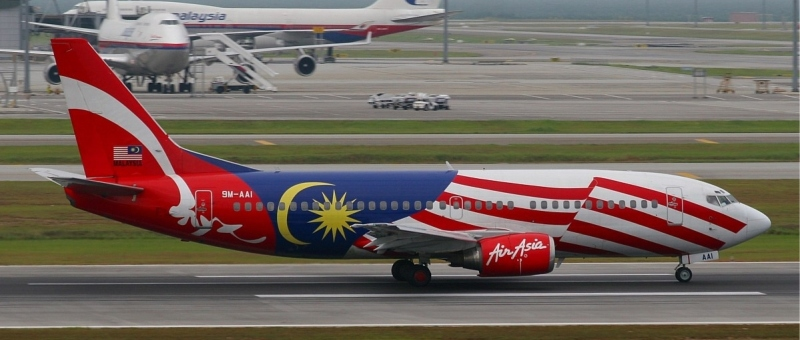Air Asia создаст низкобюджетную авиакомпанию в Китае
