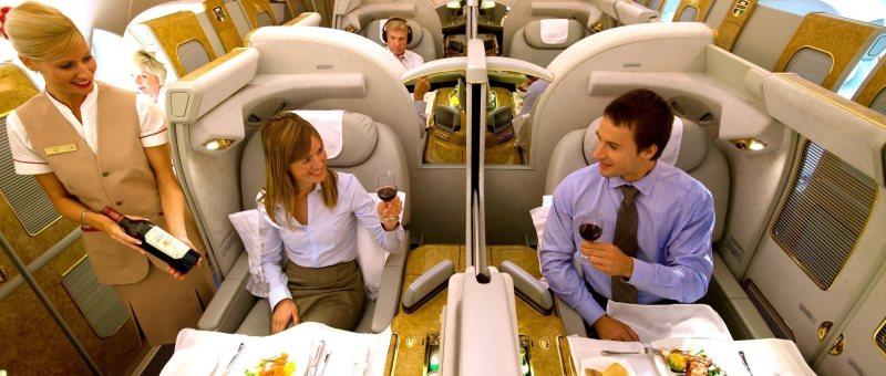 Emirates поменяет дизайн интерьера во всех классах на Boeing 777-300ER