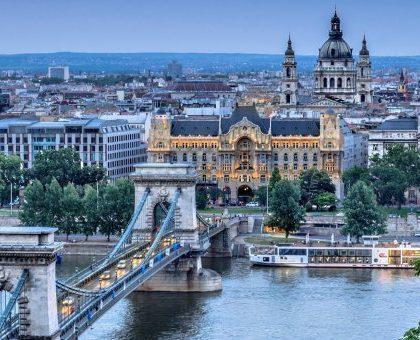 Зимой Wizz Air нарастит частоту полетов по маршруту Санкт-Петербург — Будапешт