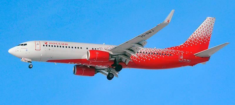 Схема салона Boeing 737-800 «Россия». Лучшие места в самолете
