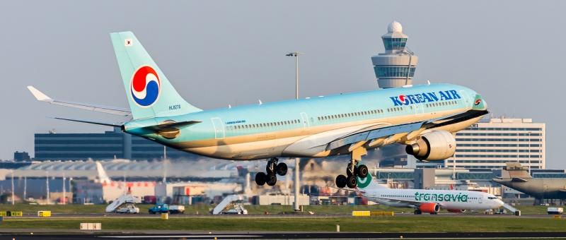 Korean Air предложили сервис первого класса для пассажиров из Владивостока в Сеул