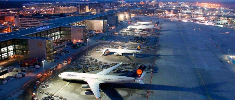 Франкфуртский аэропорт построит терминал для лоукостеров