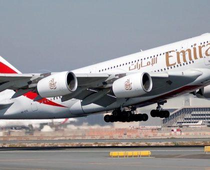 Авиакомпания Emirates оставит на маршруте Москва-Дубай только Airbus A380
