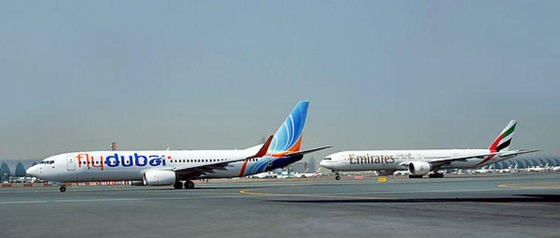 Emirates и flydubai заключили широкое партнерское соглашение