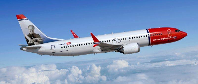 Norwegian отправила Boeing 737MAX в полет через атлантику