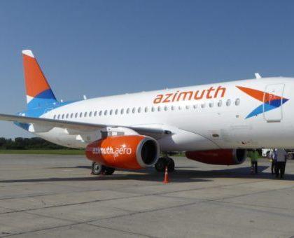 «Азимут» открыл продажу авиабилетов