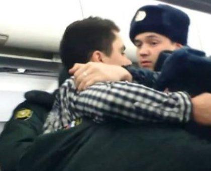 Министерство юстиции предлагает увеличить штрафы за дебош в самолете