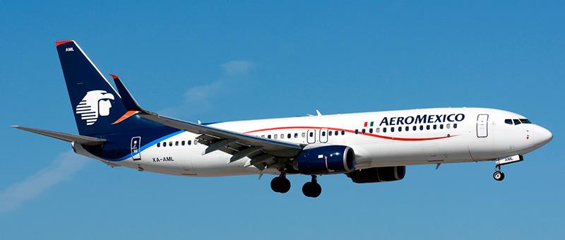 Aeromxico Boeing 737-800