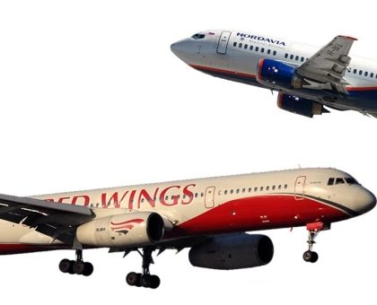 Собственники Red Wings и «Нордавиа» решили объединить авиакомпании