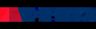 Логотип авиакомпании Delta Air Lines