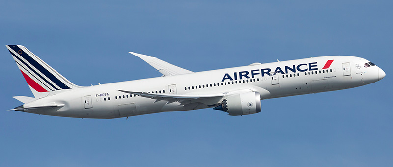 Boeing 787-9 Dreamliner Air France