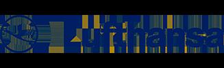 Логотипа авиакомпании Lufthansa