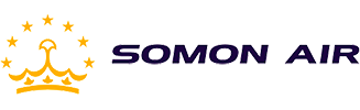 Логотипа авиакомпании Somon Air