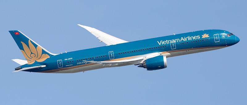 Boeing 787-9 Dreamliner Vietnam Airlines