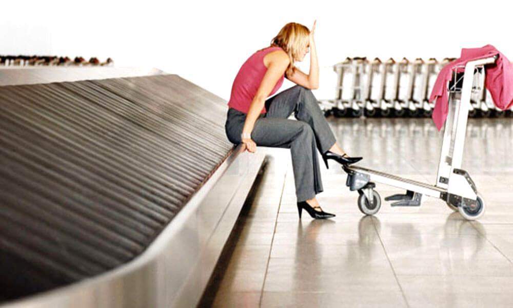 В 2017 году каждый двухсотый авиапассажир остался без багажа