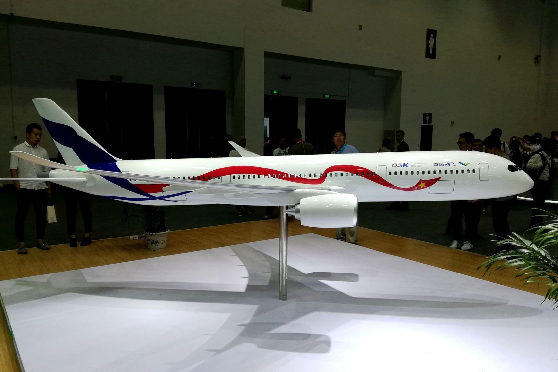 Первый российско-китайский авиалайнер полетит в 2025 году