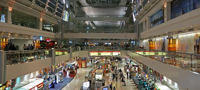 В Дубае транзитным пассажирам разрешили покидать аэропорт