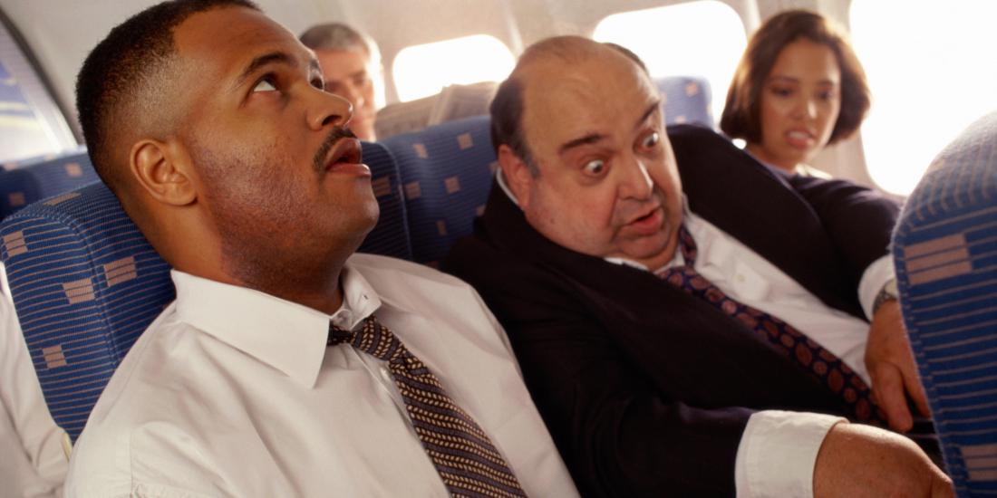 Какие попутчики раздражают авиапассажиров?
