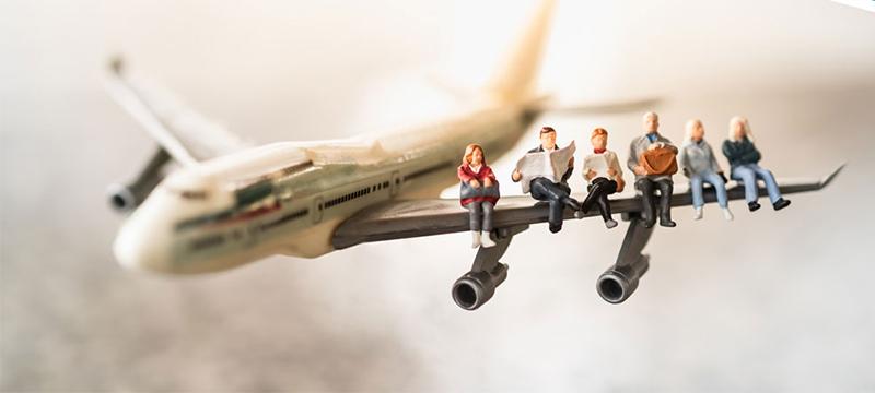 Авиаперевозчиков могут начать штрафовать за овербукинг