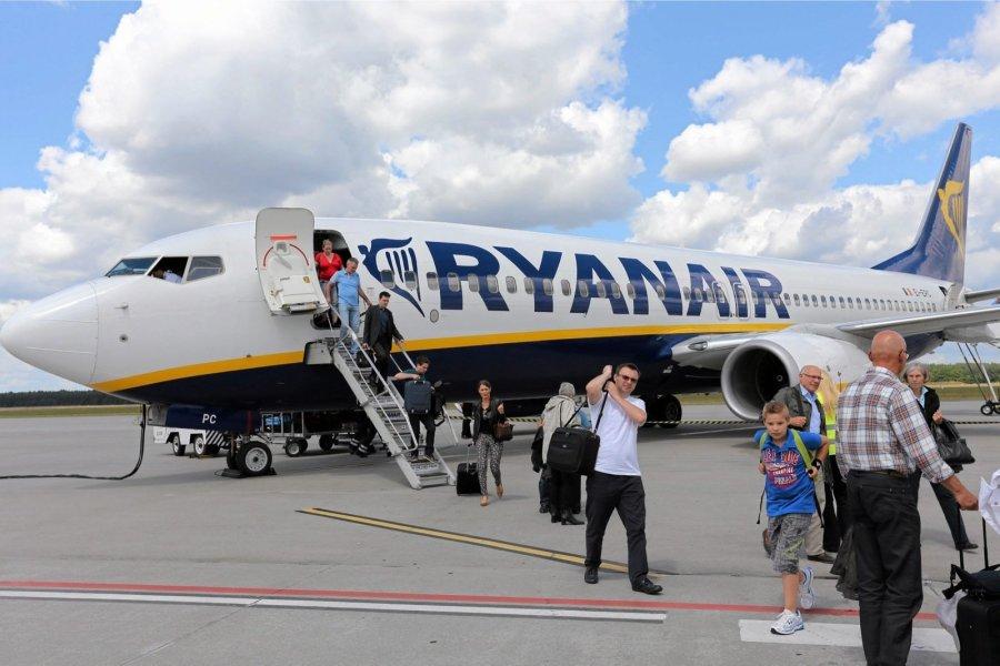 Ryanair бастует: отменено около 400 рейсов
