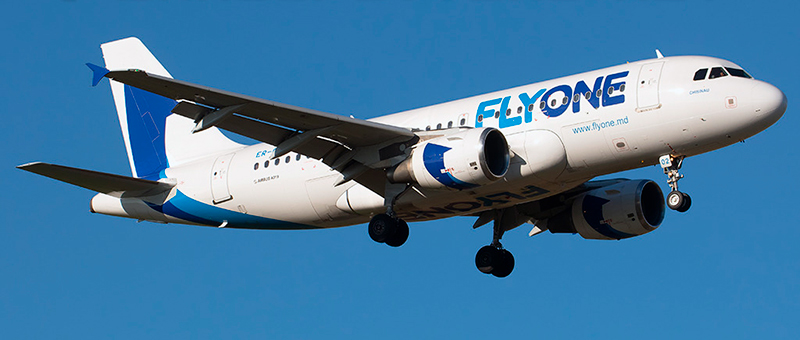 Fly On Airbus-a319-112