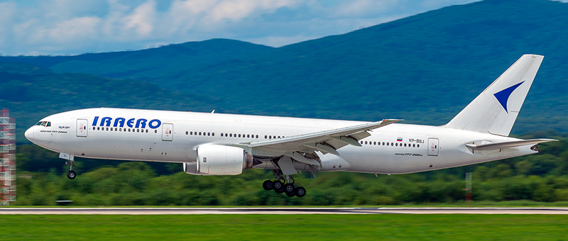 Iraero Boeing 777-200