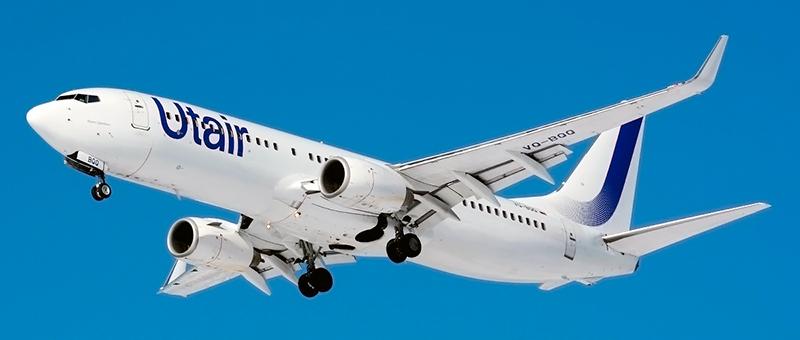 Utair Boeing 737-800