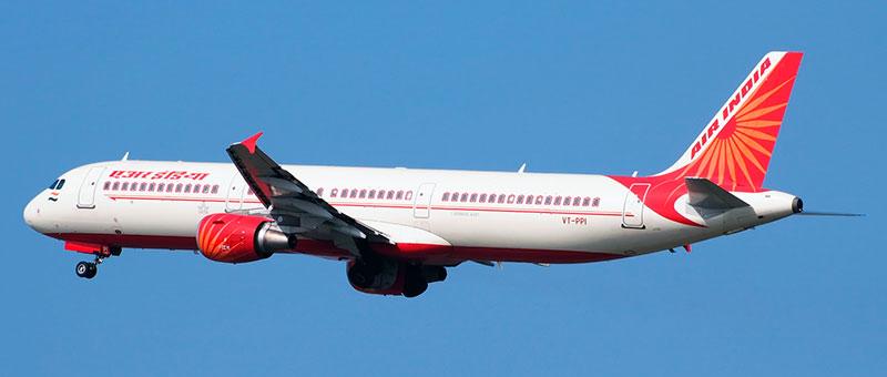 Air India Airbus A321-200