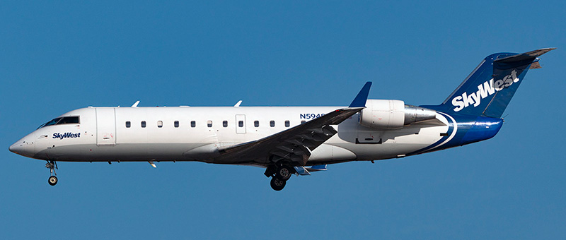 Skywest Airlines Bombardier CRJ-100