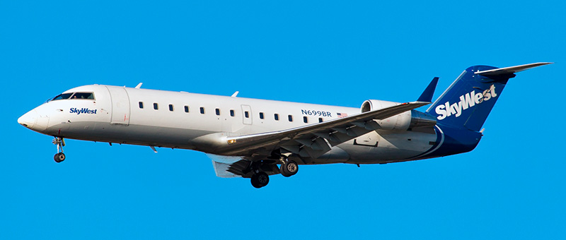 Skywest Airlines Bombardier CRJ-200