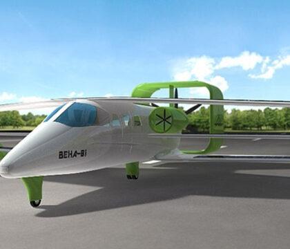 Англичане работают над биоэлектрическим пассажирским самолетом