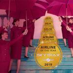 Лучшая авиакомпания мира 2019