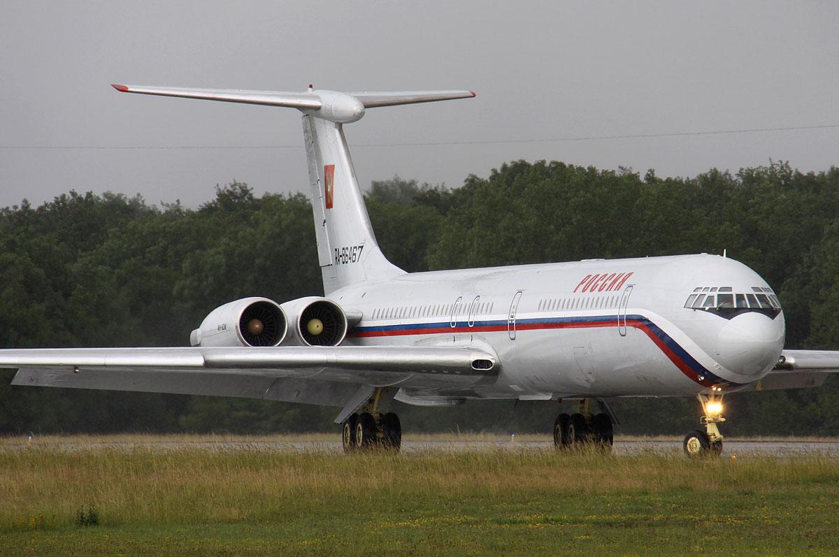 Ил-62 МК (IL-62 MK) авиакомпания Россия. Фото и описание самолета
