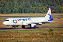 vq-bda-ural-airlines-airbus-a321-200