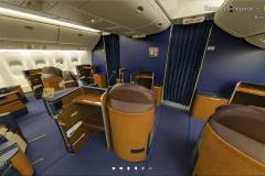 Салон империал класса Boeing 777-200